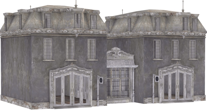 double entrance